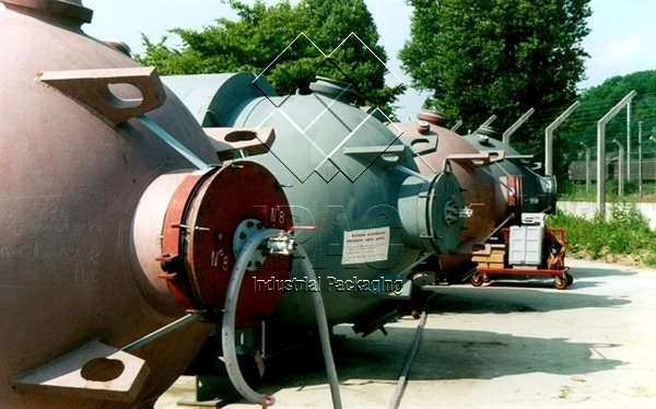 Gas Packing of Heat Exchangers - Nuclear Power plant