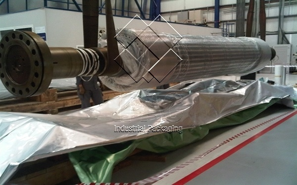 Gas Packing Turbine - 10 Tons - Dubai