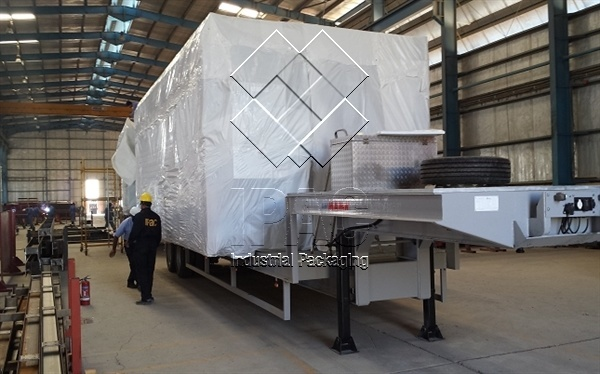 Packing of bulky equipments (13 000 M3)- Dubai-RAK-Abu Dhabi