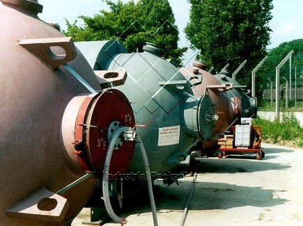 Heat Exchanger (60 Tons) - Nuclear Power Plants