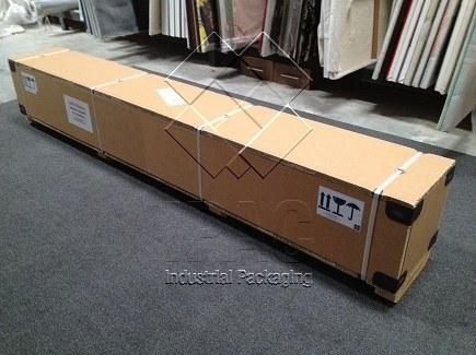 Carton Box for rolled painting - Dubai