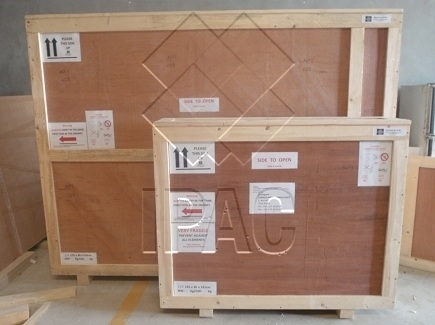 Packing of Paintings - Abu Dhabi