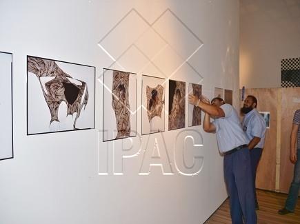 Exhibition Installation - Emirates Palace Hotel - Abu Dhabi