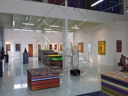 Art Gallery Installation - Dubai