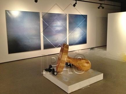 Exhibition Installation - Riyadh - Saudi Arabia